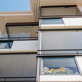 Lumon презентует новую финскую систему панорамных балконных ограждений, которые  не имеют аналогов в мире.