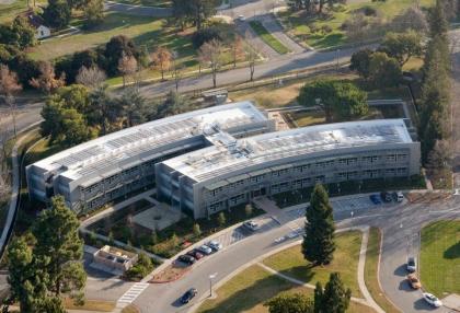 ������ NASA Sustainability Base