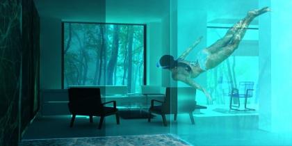 Проект победитель московского конкурса Интерьер-Дизайн-Neuhaus 2011