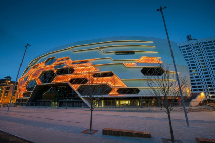 Арена Leeds Arena – First Direct Arena