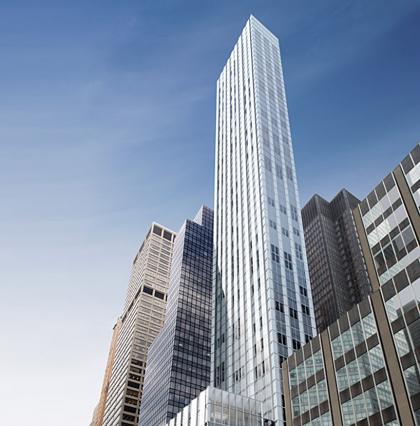 Жилой комплекс 100 East 53rd Street