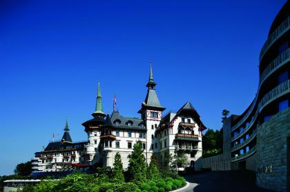 ��������� ����� Dolder Grand Hotel