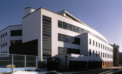 Office building of GlavUPDK