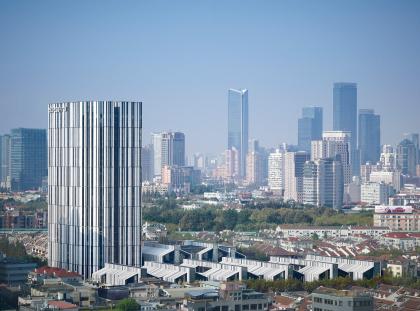 Деловой и торговый квартал SOHO Fuxing Lu