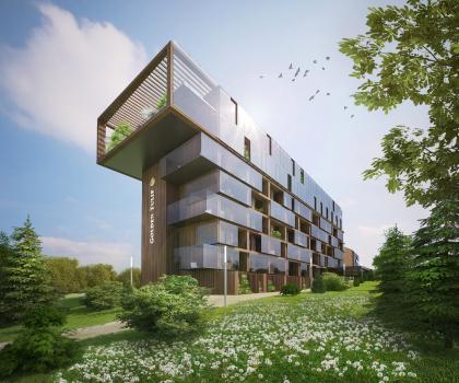 Реконструкция спортивно-оздоровительного комплекса с отелем Golden Tulip в Подмосковье