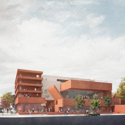 Новый корпус Галлодетского университета