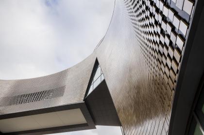 Канадский национальный центр музыки – здание Studio Bell