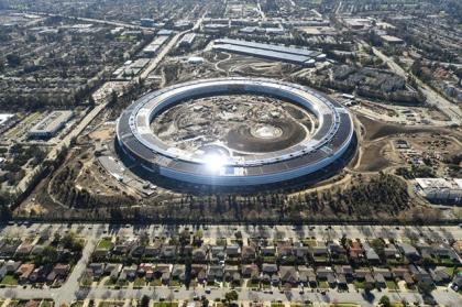 Apple потребовала убрать пороги в новой штаб-квартире, чтобы инженеры не сбивались с мыслей