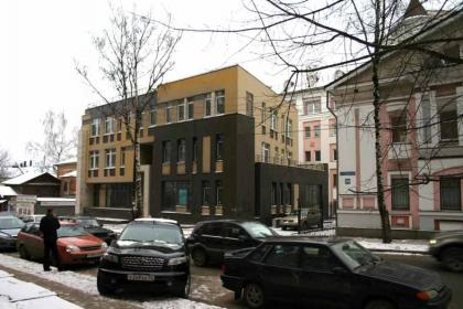 Офисное здание на Ошарской
