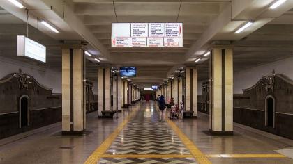 Станция метро «Суконная слобода»