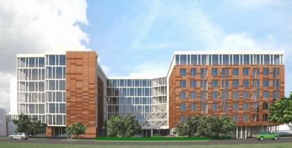 Новый корпус Морозовской детской больницы