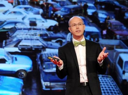 Йонас Элиассон: «Бесплатный транспорт? Нет смысла. Налог на пробки? Есть»