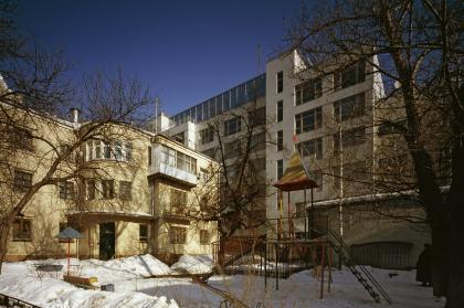 Жилые дома в 1-м Обыденском переулке