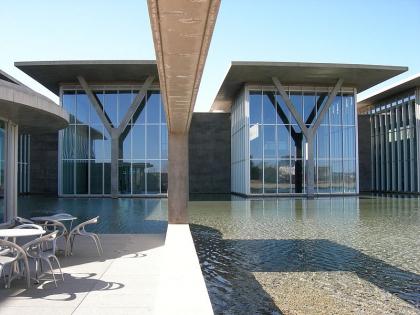 Музей современного искусства в Форт-Уэрте