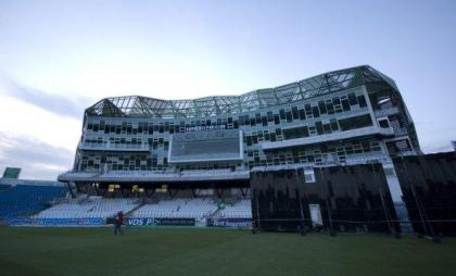 Павильон Карнеги Крикетного клуба графства Йоркшир