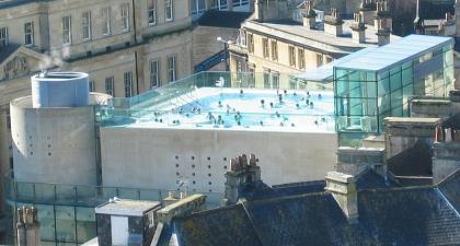Спа-центр Thermae Bath Spa
