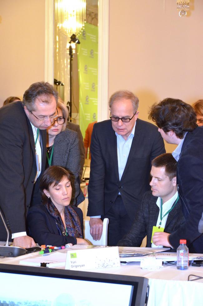 Обсуждение изменений в генеральном плане инновационного центра «Сколково»