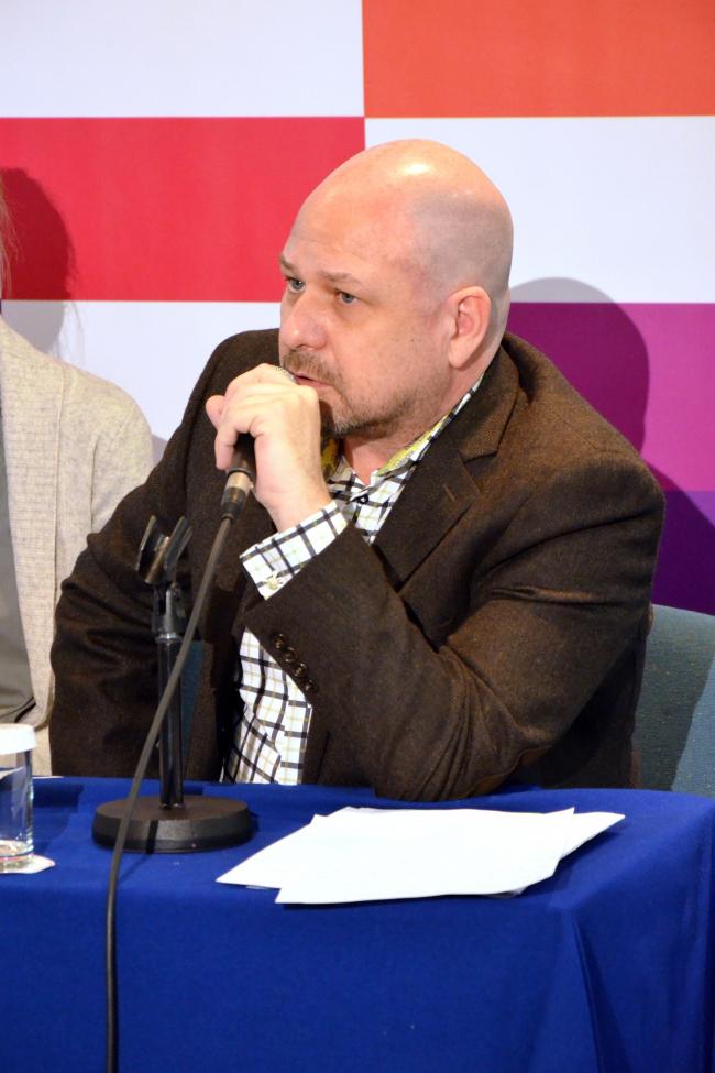Директор района «Технопарк» Гари Вентворт