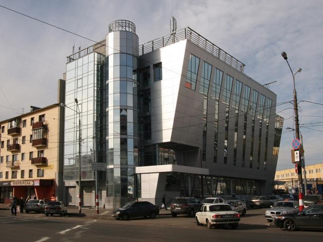 Торговый центр «Чкалов». НПО «Архстрой»