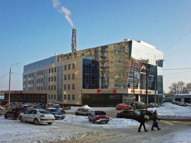 Многофункциональный комплекс в Советском районе. ООО АПМ «Новый Проект».