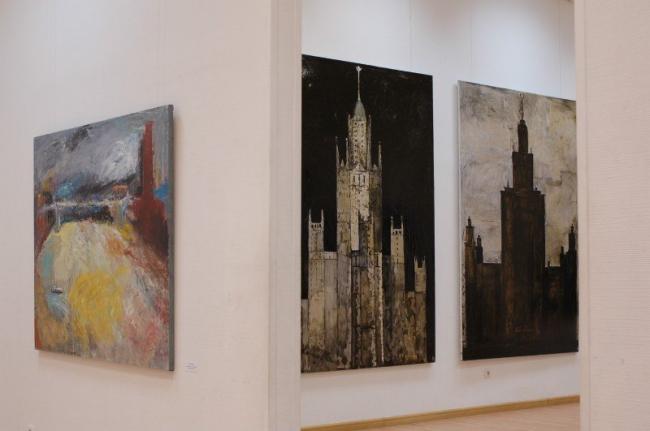 Вид экспозиции «Тело города». Фото предоставлено Евгенией Буравлевой
