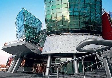 Многофункциональный торгово-развлекательный центр и бизнес-парк «Метрополис»