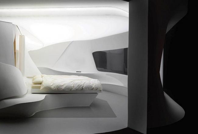Отель будущего в Дуисбурге. © LAVA