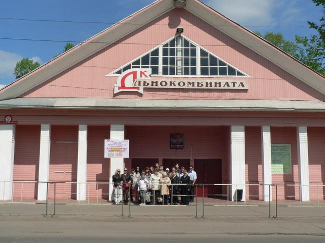 ДК Льнокомбината. Экскурсия по советской деревянной архитектуре