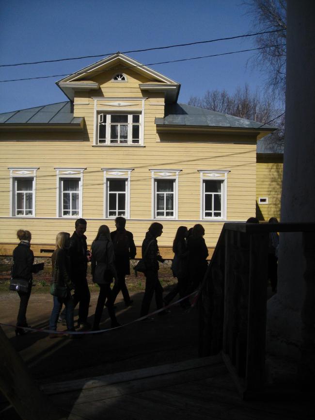 Экскурсия во время Дней архитектуры 2011 года. Фото: Николай Малинин