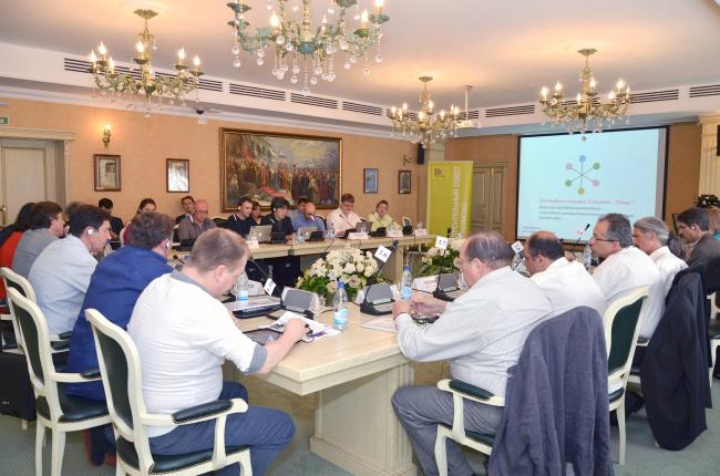 Заседание Градостроительного Совета при Фонде «Сколково». 15 июня. г. суздаль