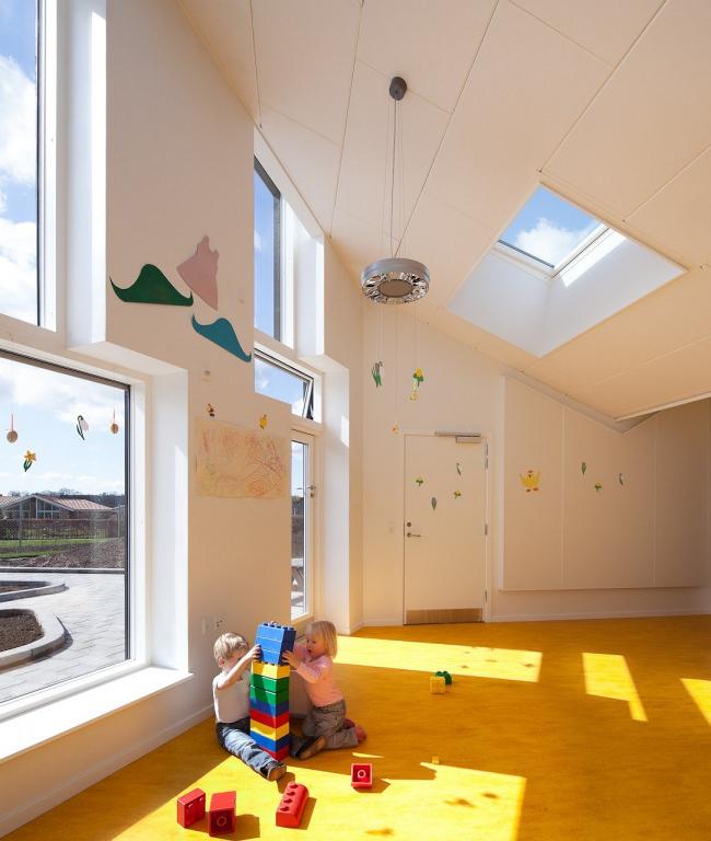 Детский сад Solhuset