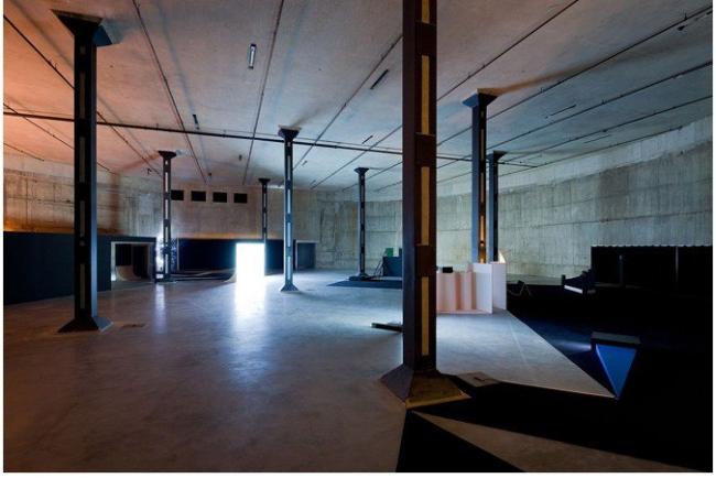 Тейт Модерн 2. Выставочный зал «Цистерны». Фото © Iwan Baan