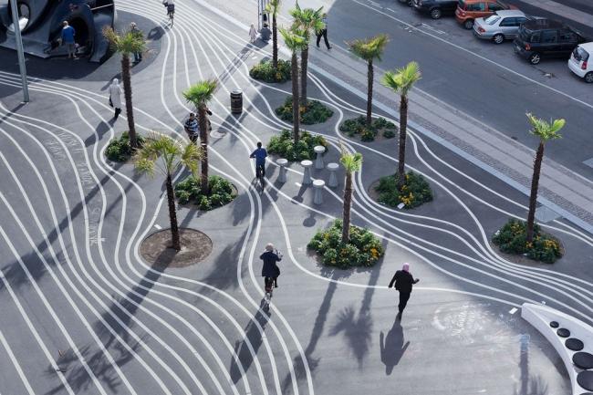 Дизайн городского пространства