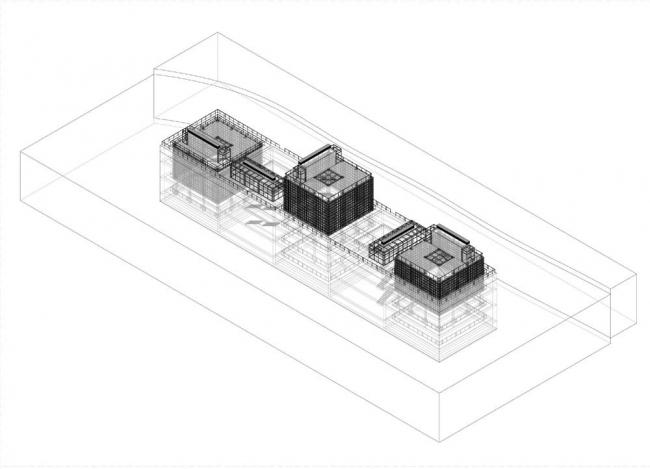 Конструкция Персонального художественного музея в Антарктике