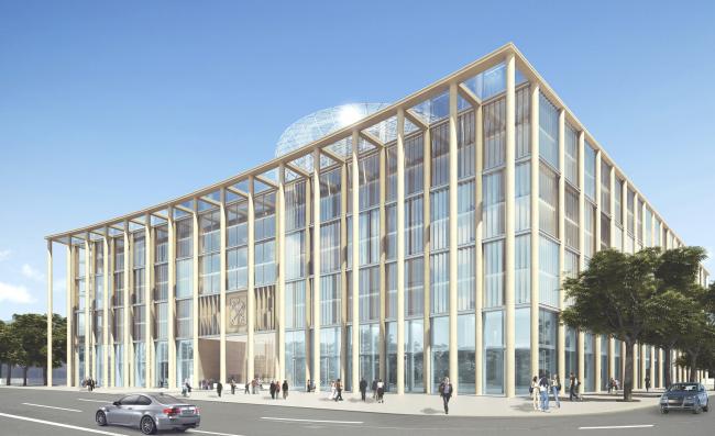 Административный и общественно деловой комплекс «Невская ратуша»