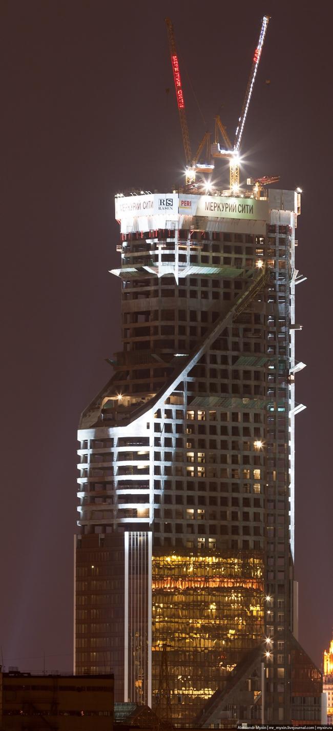 Меркурий-Сити Тауэр. Фото: oa.erickvanegeraat.com