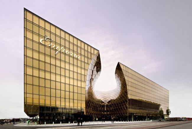 Архитектура коммерческого успеха