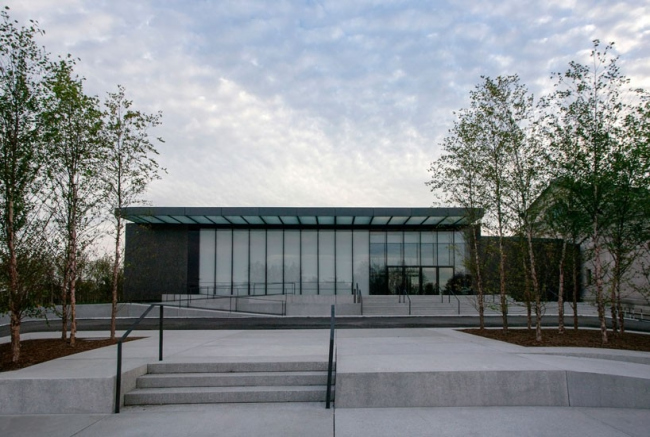 Музей искусств сент луиса восточный