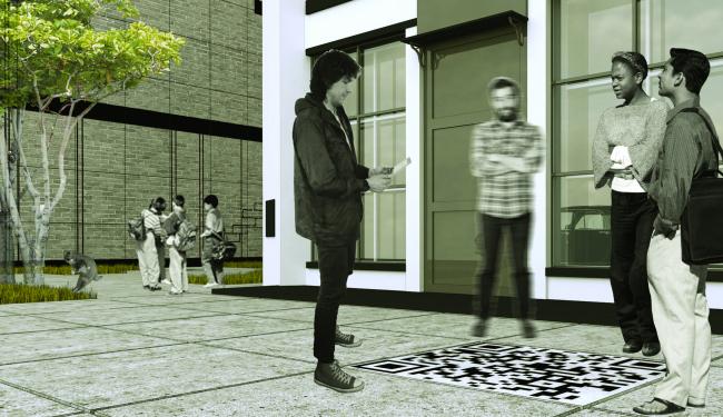 Проект Александры Додоновой, Арсения Бродача, Игоря Кокарева. Иллюстрации предоставлены организатором конкурса.