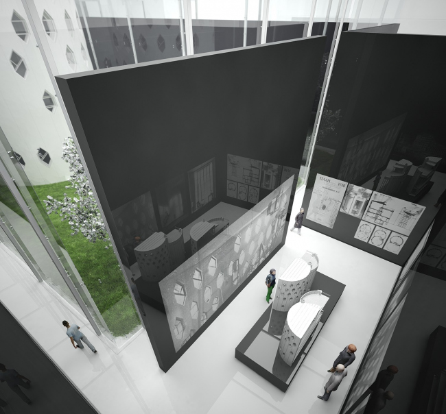 Проект бюро Четвертое Измерение. Иллюстрации предоставлены организатором конкурса.