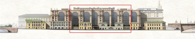ООО «Архитектурная мастерская М. Атаянца». Иллюстрация предоставлена организаторами конкурса.