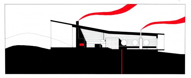 Дом Apelle © Casagrande Laboratory