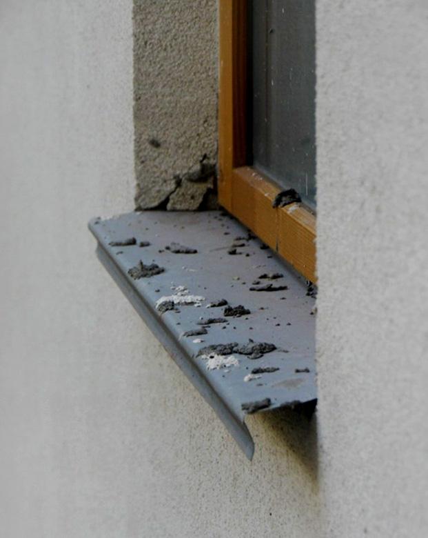 Спальный блок, отделка фасадов отпадает. Фотография Е.Шорбан, 2013