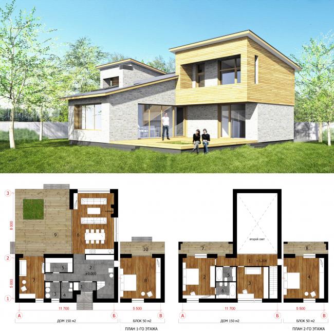 «Дом на вырост»