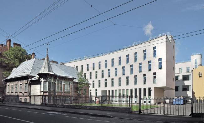 Академия танца под руководством Бориса Эйфмана