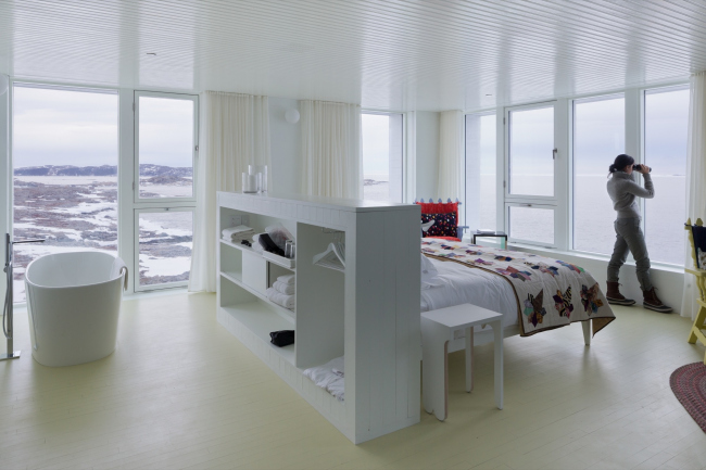 Отель Fogo Island Inn © Iwan Baan