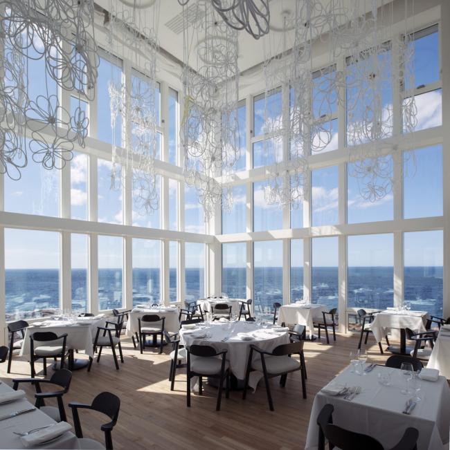 Отель Fogo Island Inn © Alex Fradkin