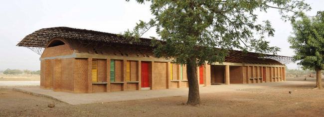 - Architecture africaine moderne ...