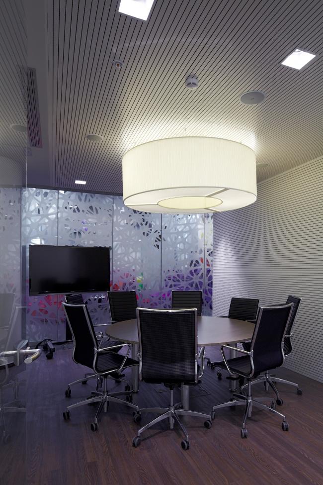 Офис с видом