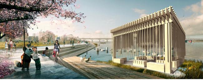Определен победитель конкурса выставочной архитектуры «Павильон времени»